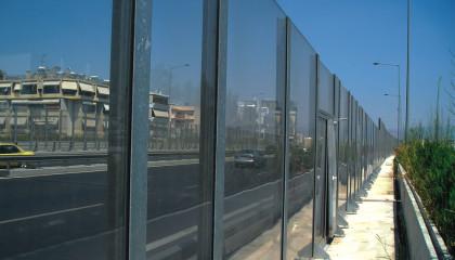Transparent Noise Barrier: <b>ALPHAfon- TB</b>