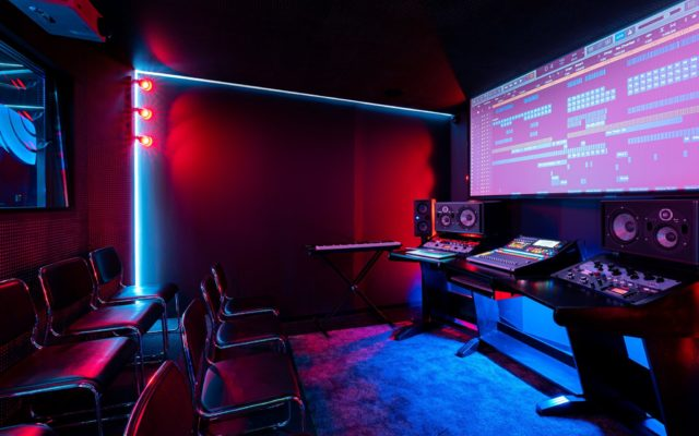 Dj School - Music Studio