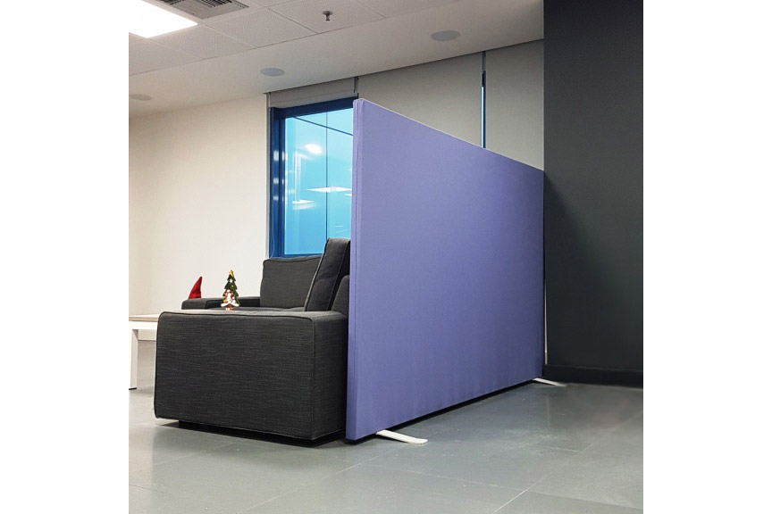 AM Acoustic panel Self standing