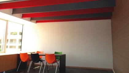 Ηχοαπορροφητική οροφή (Baffles): ALPHAcoustic- AB