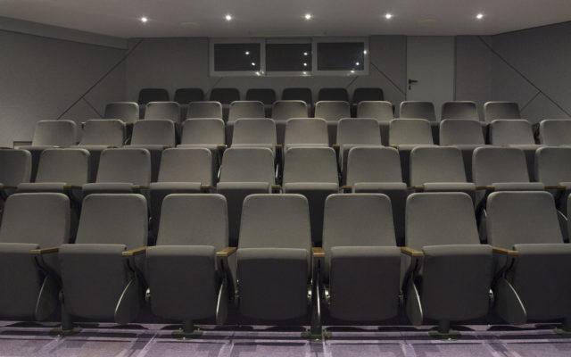 Αμφιθέατρο με ακουστική διαμόρφωση