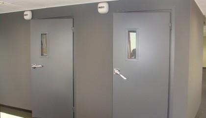 Ηχομονωτικές Πόρτες: ALPHAfon- AD