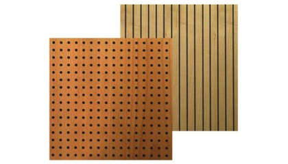 Wooden Acoustic Panel: <b>ALPHAcoustic- WP</b>
