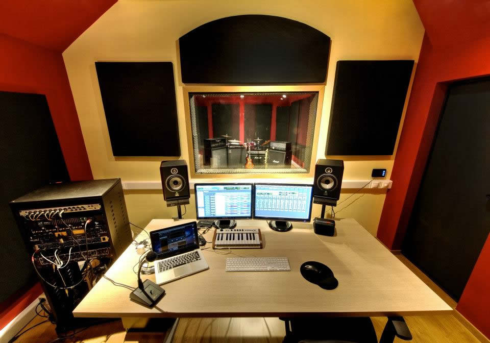 Music Studios Architectural Acoustics Amp Noise Control