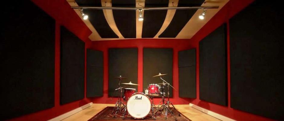 Ακουστική Studio Μουσικής