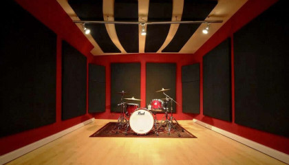 Acoustic Panel with Fabric: <b>ALPHAcoustic- AP.C</b>