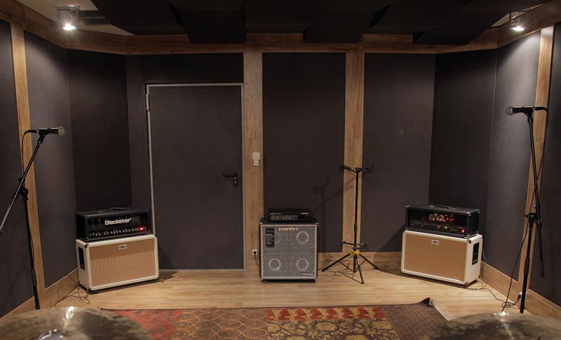 μπασοπαγίδες στούντιο