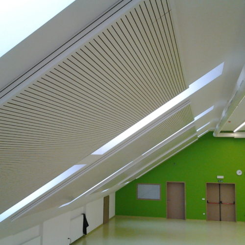 perforated panels acoustcis