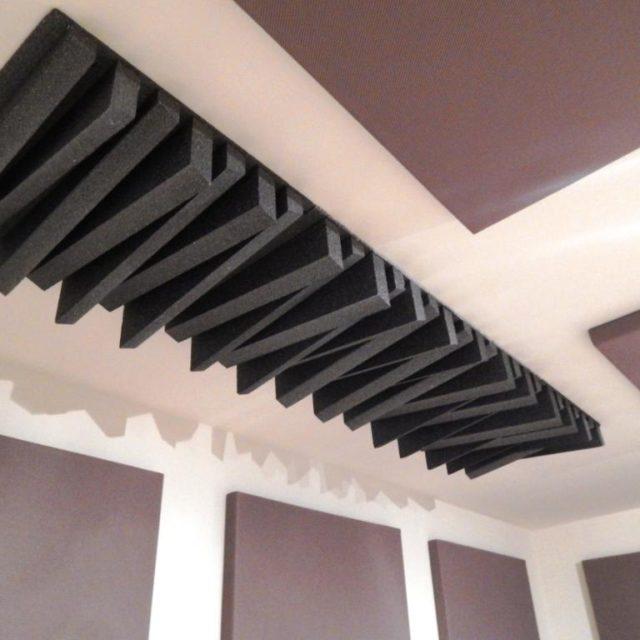 Sound Diffuser Alphacoustic Difuso Architecural