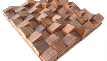 Sound Diffuser:<b> ALPHAcoustic- City WOOD</b>