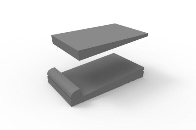 Speaker antivibration pads | Αντικραδασμικές βάσεις ηχείων
