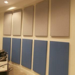 rectangular acoustic panels