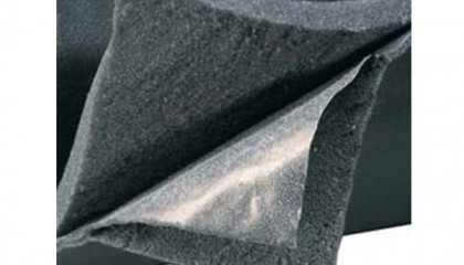 Soundproofing lead noise barrier membrane: <b>ISOLFON- PB</b>