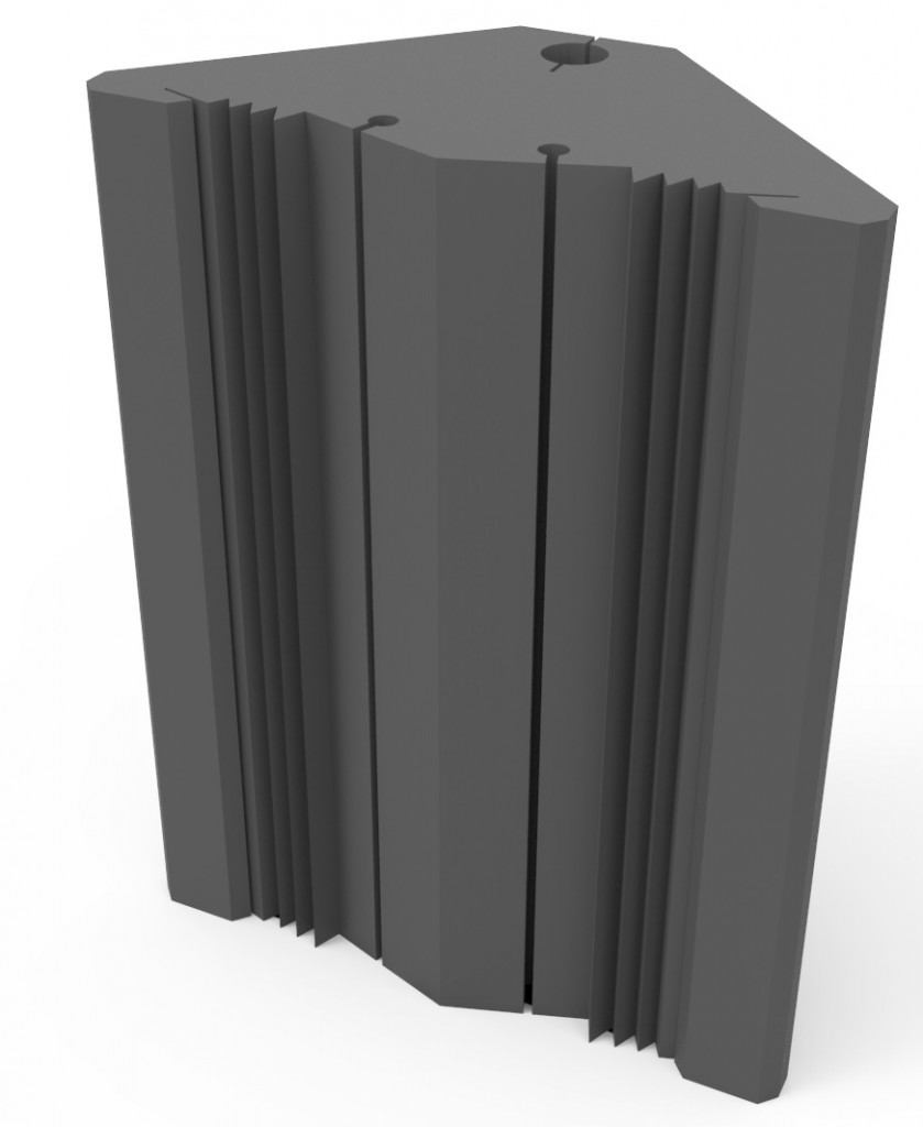 acoustic improvement foam products