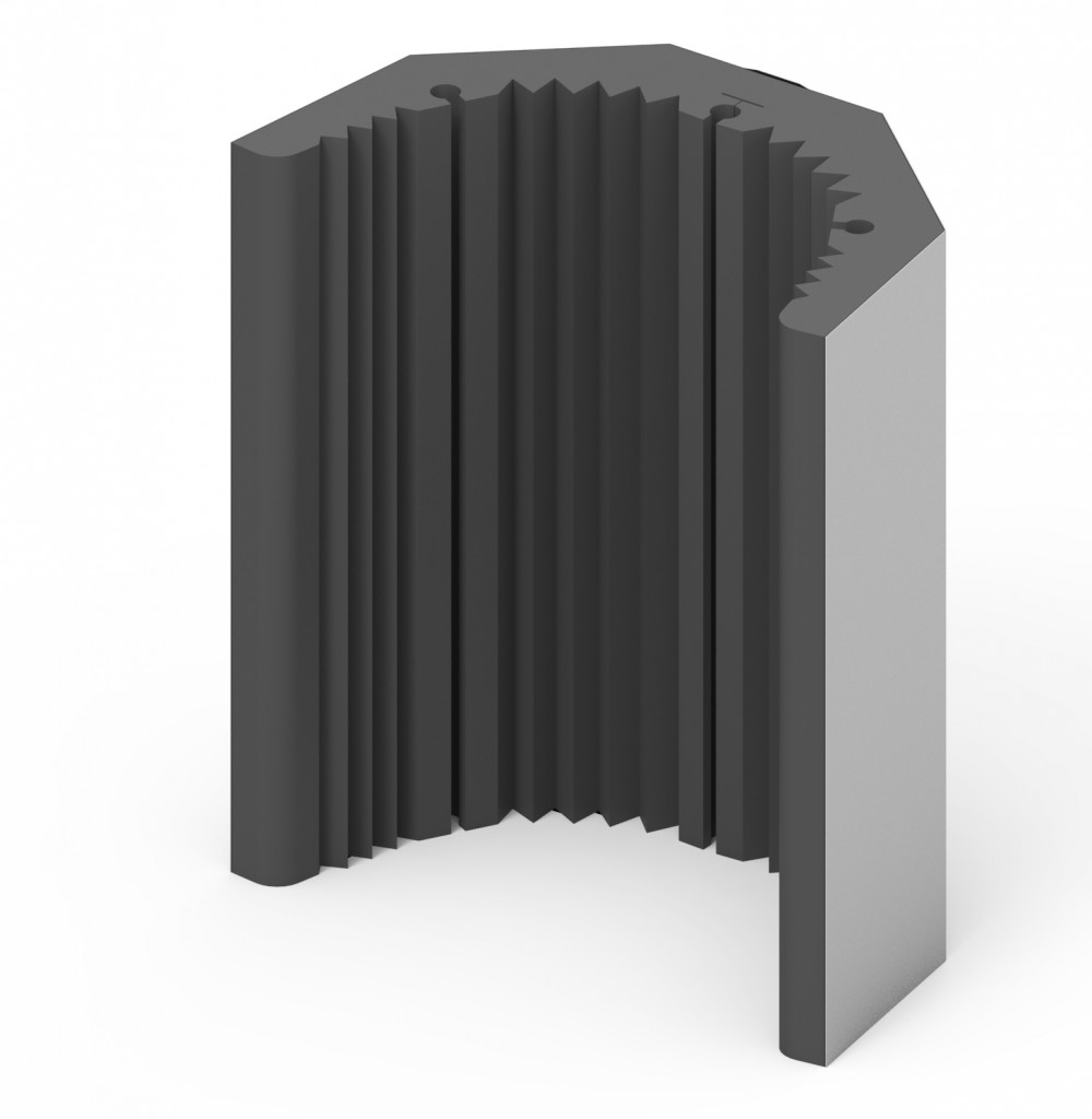 mic barrier