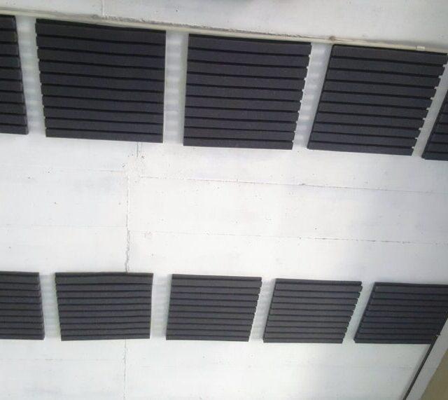 polyfon linear ηχοαπορροφητικό οροφής