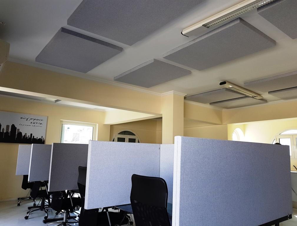 acoustic desk partitions