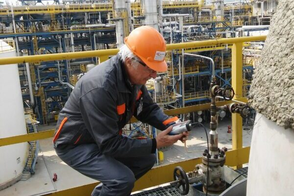 industrial vibration control measurement
