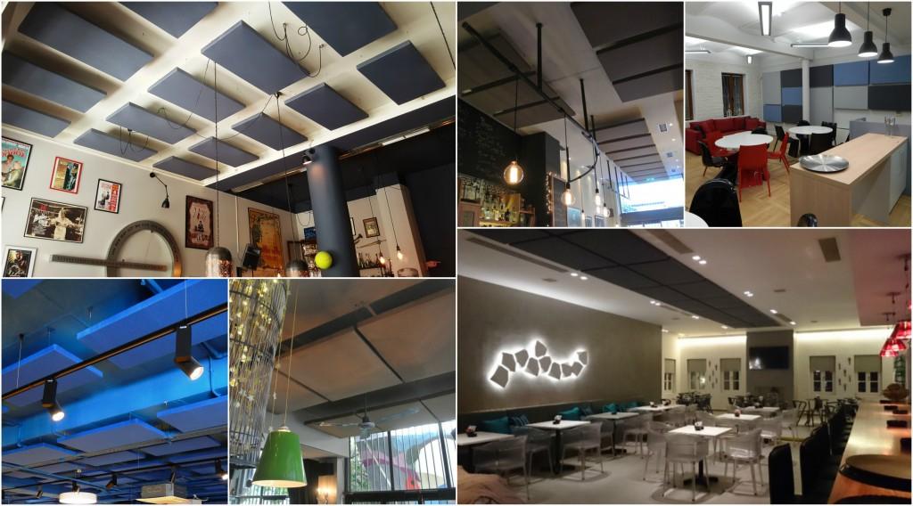 Restaurant acoustics21