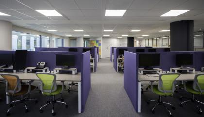Γραφειακά Ηχομονωτικά Χωρίσματα: ALPHAcoustic- Desk