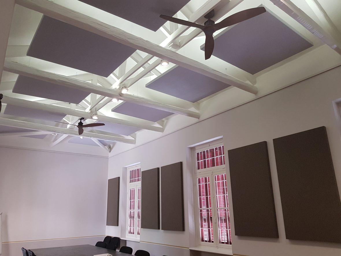 Ακουστικά Πλαίσια τοίχου και οροφής | Wall or hunging acoustic panels