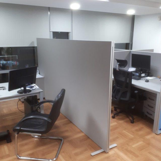 Ηχοαπορρόφηση σε Γραφείο