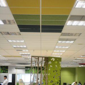 false ceiling acoustic panels