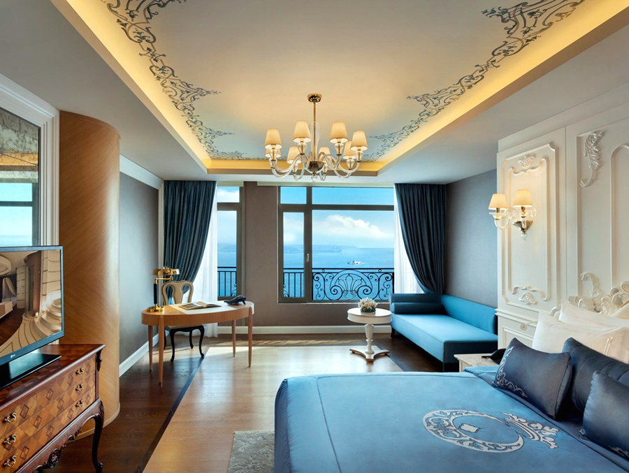 CVK Park Bosphorus Hotel | ΑΛΦΑ ΑΚΟΥΣΤΙΚΗ | Ηχομονώσεις | Μελέτες ακουστικής | Μετρήσεις θορύβου