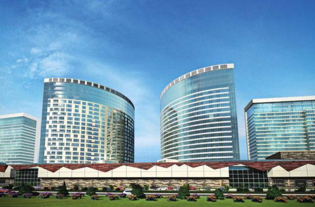Park Gulan Towers | ΑΛΦΑ ΑΚΟΥΣΤΙΚΗ | Ηχομονώσεις | Μελέτες ακουστικής | Μετρήσεις θορύβου