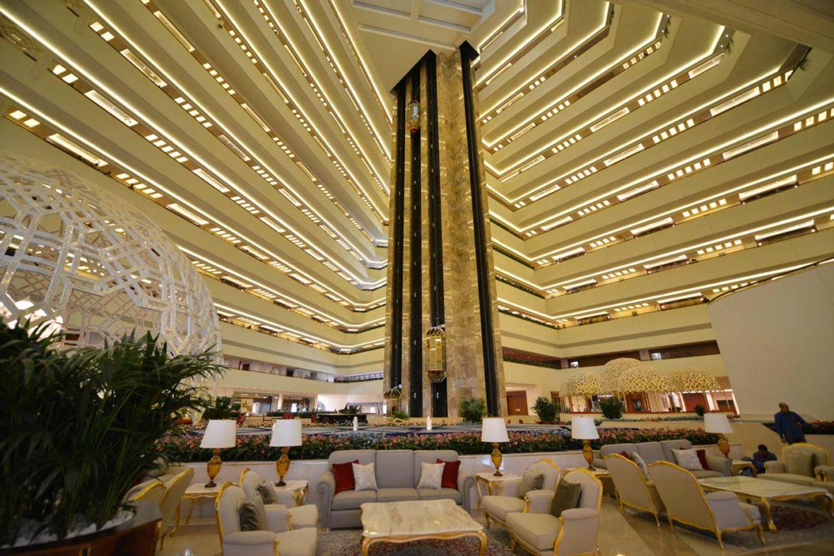 Sheraton Hotel Doha Qatar | ΑΛΦΑ ΑΚΟΥΣΤΙΚΗ | Ηχομονώσεις | Μελέτες ακουστικής | Μετρήσεις θορύβου | AlphaAcoustic-inside
