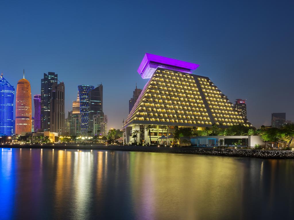 Sheraton Hotel Doha Qatar | ΑΛΦΑ ΑΚΟΥΣΤΙΚΗ | Ηχομονώσεις | Μελέτες ακουστικής | Μετρήσεις θορύβου