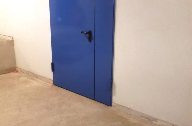 Μετρήσεις κραδασμών σε δωμάτιο μηχανών