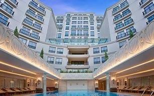 CVK Park Bosphorus Hotel | Alphacoustic | NOISE, ACOUSTICS & VIBRATION control
