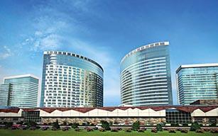 Park Gulan Towers | Alphacoustic | NOISE, ACOUSTICS & VIBRATION control