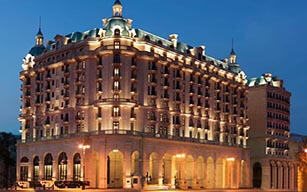 Four Seasons Hotel Baku | Alphacoustic | NOISE, ACOUSTICS & VIBRATION control