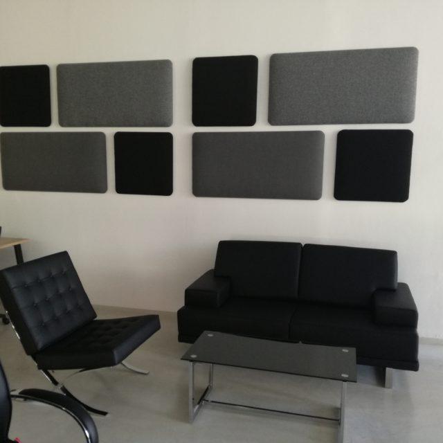 Ηχοαπορροφητικα πανελ τοίχου