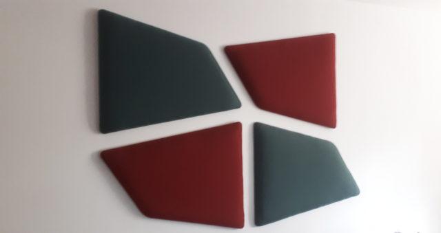 Μulti-pattern Acoustic panels ALPHAcousticMulti.Tondo