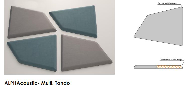ALPHAcoustic MULTI Tondo product image