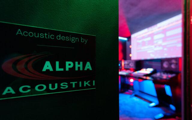 Acoustic Design by Alpha Acoustiki