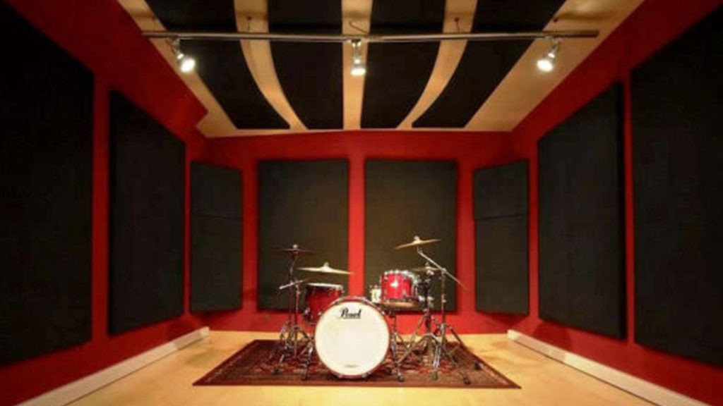 rectangular acoustic panels