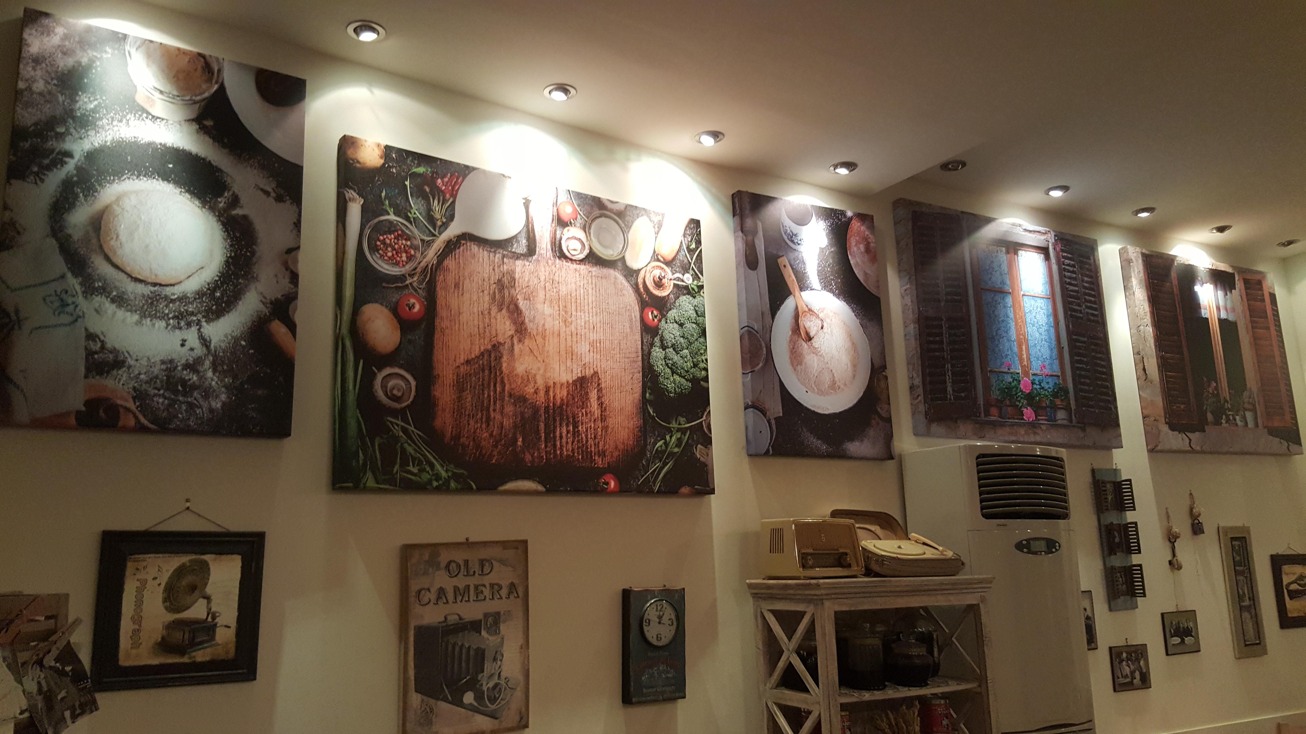 restaurant acoustic panels