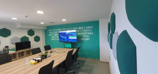 office use acoustric panels
