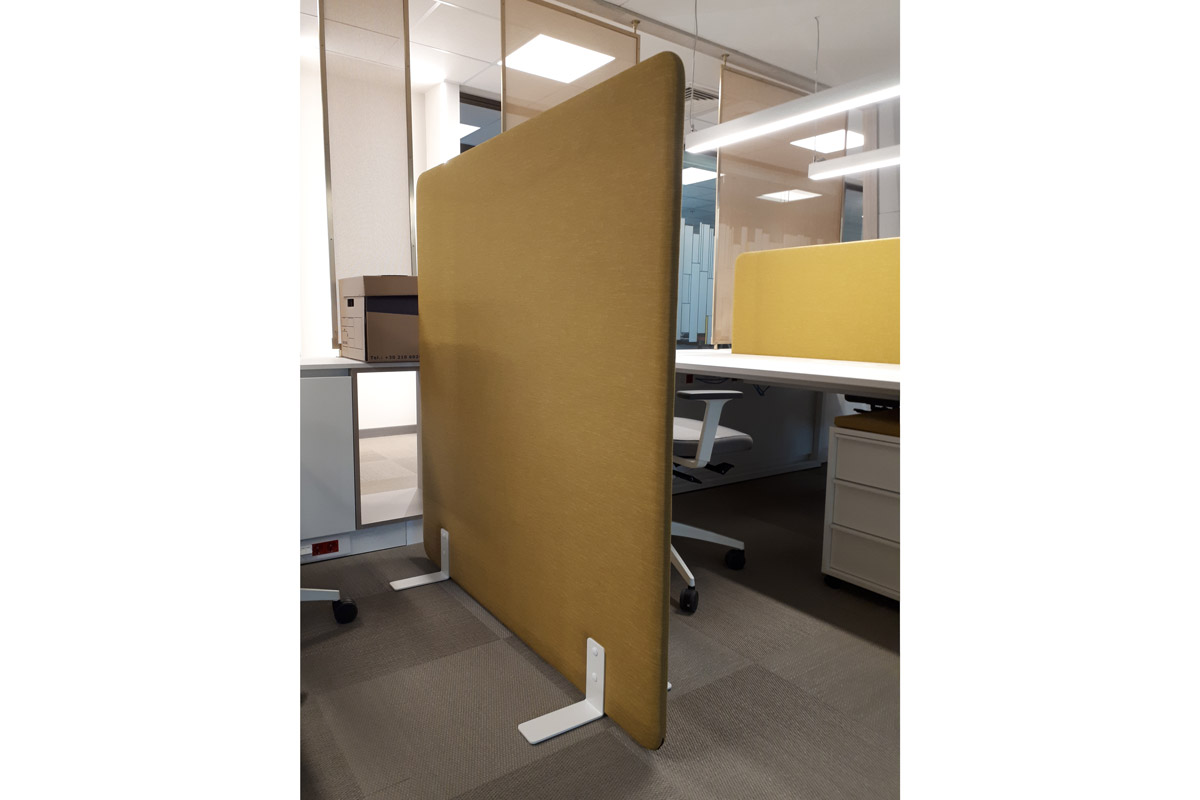 office partition beige