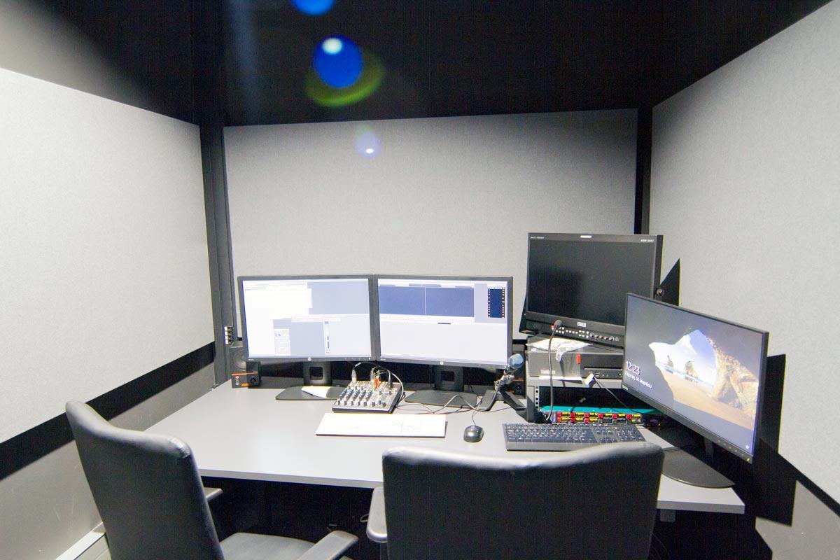 ακουστικά πλαίσια στούντιο