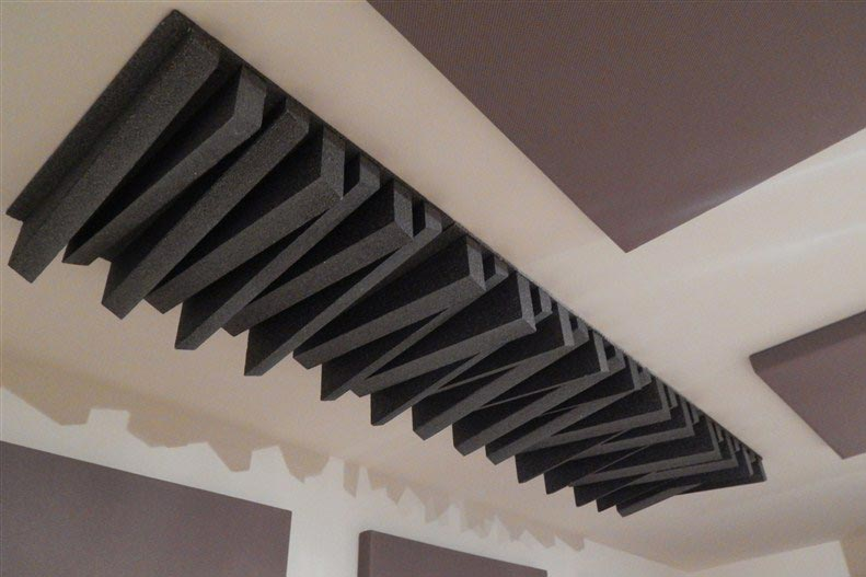acoustic diffuser