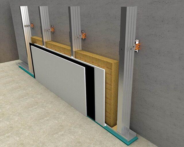 soundproof vinyl barrier