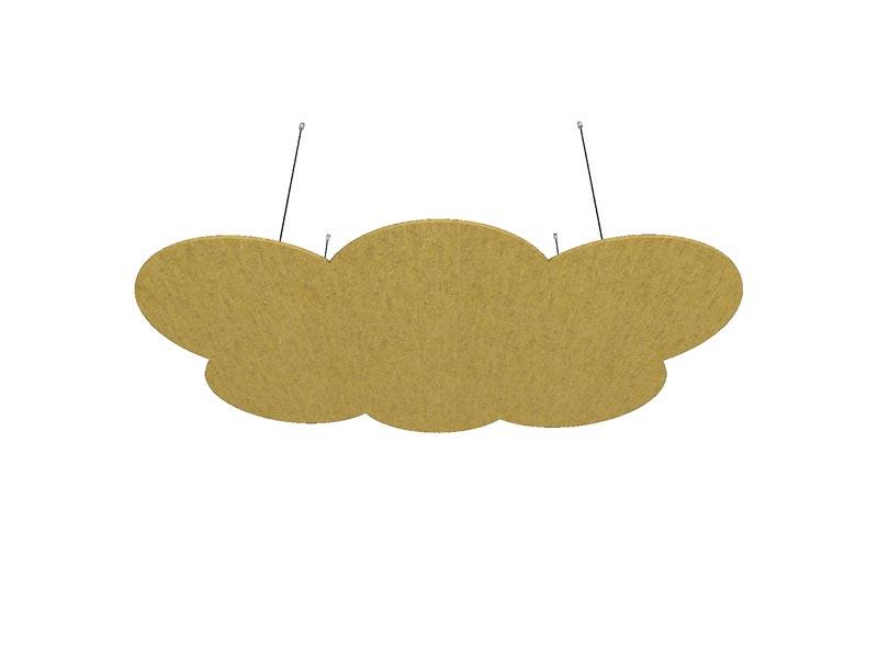 μάλλινο σύννεφο κίτρινο