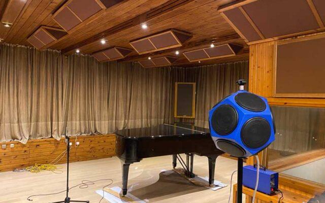 recording-room-impulse-response-measurement