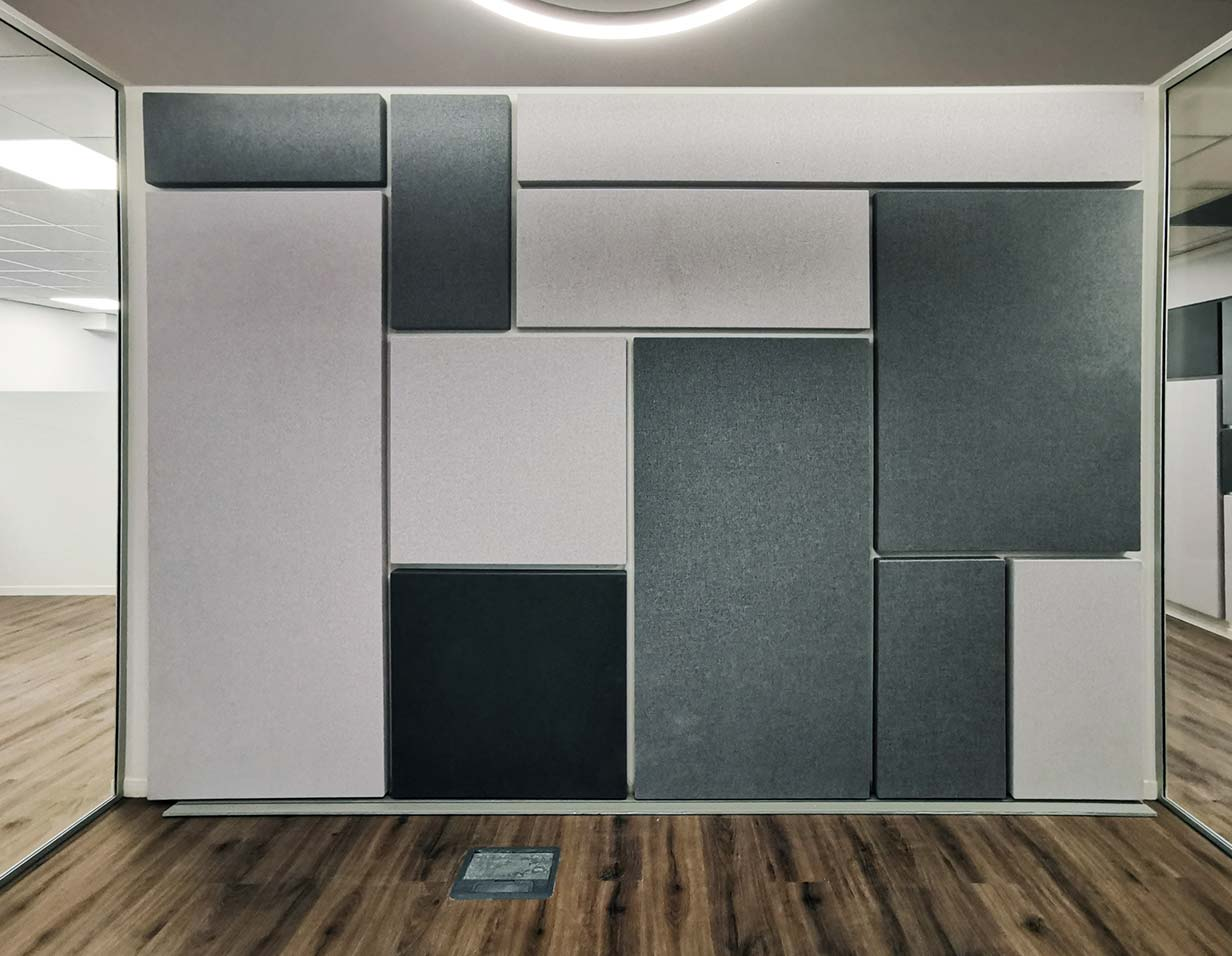 acoustic panels decoration