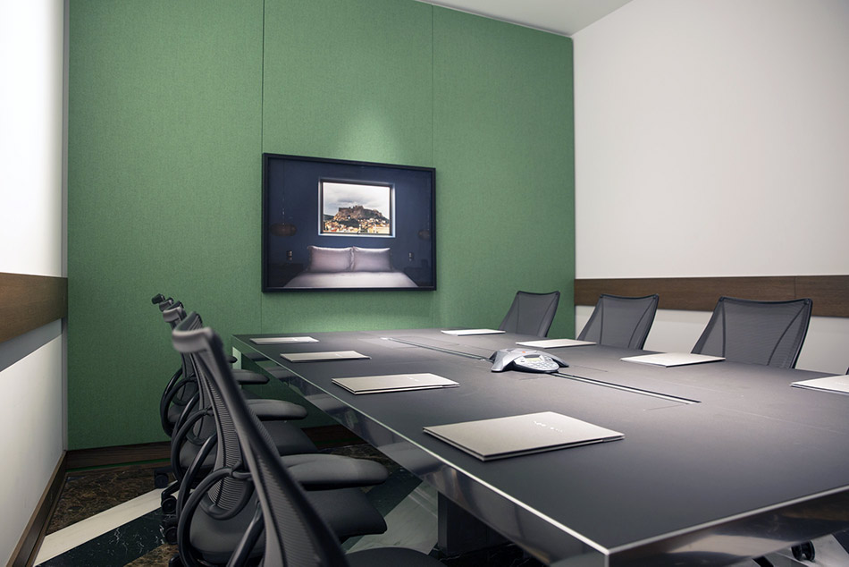 soundproof conf room